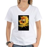 Ancient Women's V-Neck T-Shirt