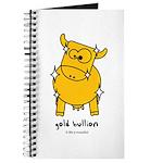 gold bullion Journal