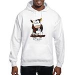 Dirty Cow Hooded Sweatshirt