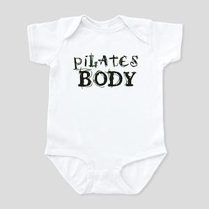 pilates body Infant Bodysuit