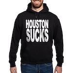 Houston Sucks Hoodie (dark)