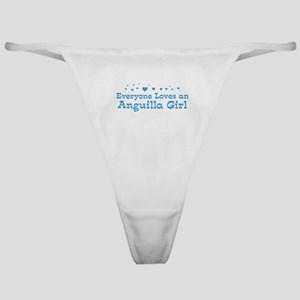 Loves Anguilla Girl Classic Thong