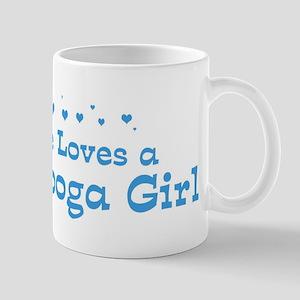 Loves Chattanooga Girl Mug