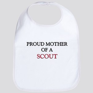 Proud Mother Of A SCOUT Bib