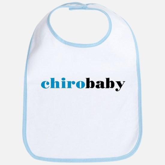 Chiro Baby - Blue Bib