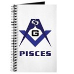Masonic Pisces Sign Journal