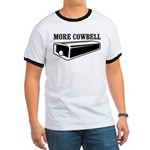 more cowbell Ringer T