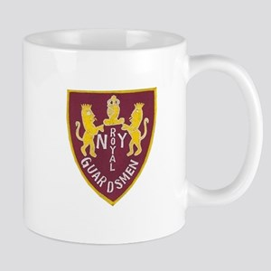 Royal Guardsmen Official Logo Mug