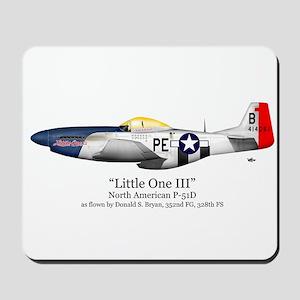 Little One/Bryan Stuff Mousepad