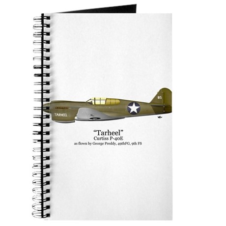 "Preddy's P-40 ""Tarheel"" Journal"