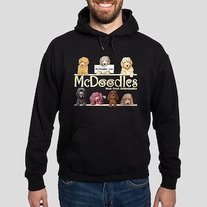 McDoodles Logo Hoodie (dark)