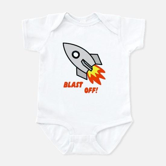 BLAST OFF! Infant Bodysuit