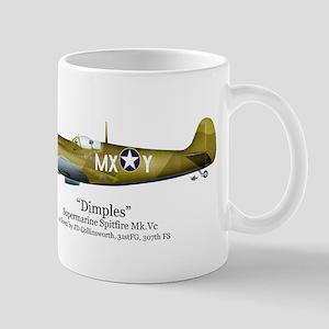 Dimples/Collinsworth Stuff Mug