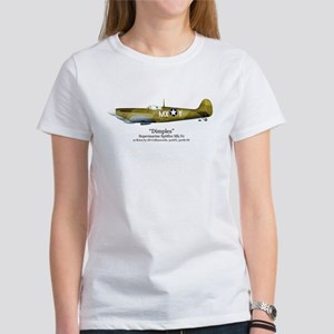 Dimples/Collinsworth Stuff Women's T-Shirt