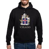 Icelandic Dark Hoodies