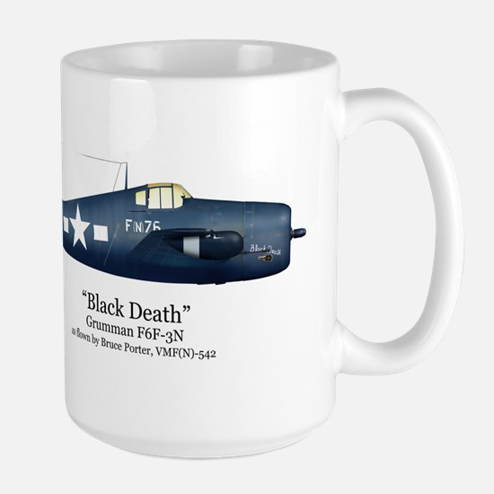 Black Death/Porter Stuff Large Mug