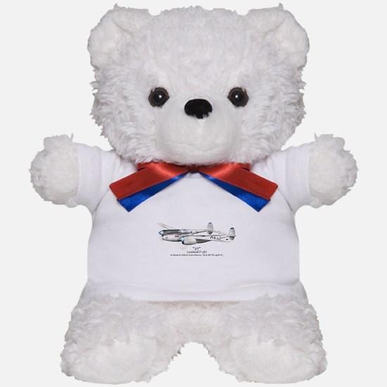 27/Ashenbrenner Stuff Teddy Bear