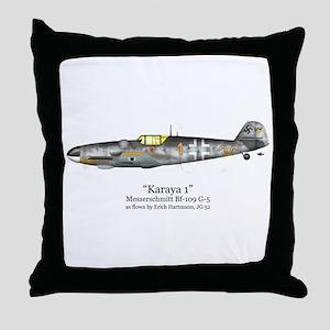Karaya1/Hartmann Stuff Throw Pillow