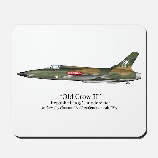 Old Crow II/Anderson Stuff Mousepad