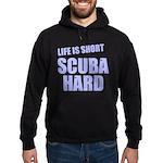 Scuba Hard Hoodie (dark)