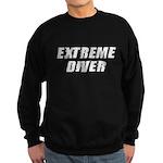 Extreme Diver Sweatshirt (dark)