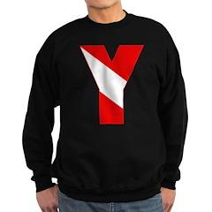 https://i3.cpcache.com/product/335131397/scuba_flag_letter_y_sweatshirt_dark.jpg?color=Black&height=240&width=240