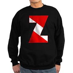 https://i3.cpcache.com/product/335131402/scuba_flag_letter_z_sweatshirt_dark.jpg?color=Black&height=240&width=240