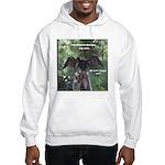 Soggy Anhinga Hooded Sweatshirt