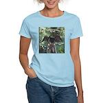 Soggy Anhinga Women's Light T-Shirt