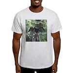Soggy Anhinga Light T-Shirt