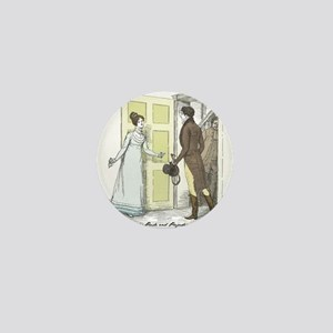 Pride & Prejudice Ch 46 Mini Button