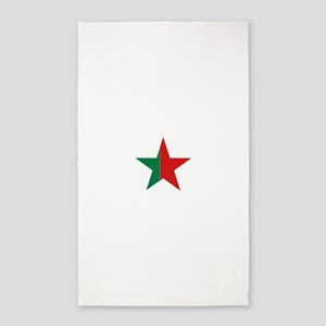 Portugal star Area Rug