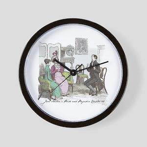 Pride & prejudice Ch 48 Wall Clock