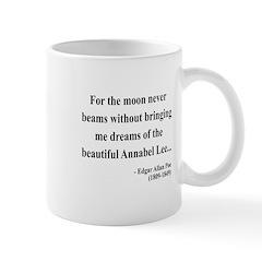 Edgar Allan Poe 22 Mug