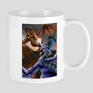 Battle of the Dragons Keep Mug