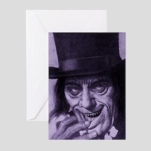 London Vampire Greeting Cards (Pk of 10)