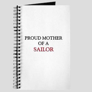 Proud Mother Of A SAILOR Journal