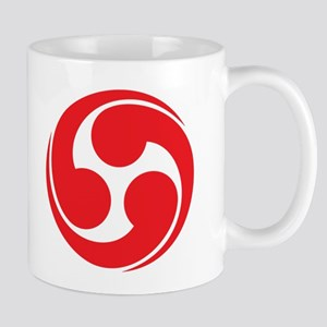 Way of the Kami; Shinto Tomoe Mug