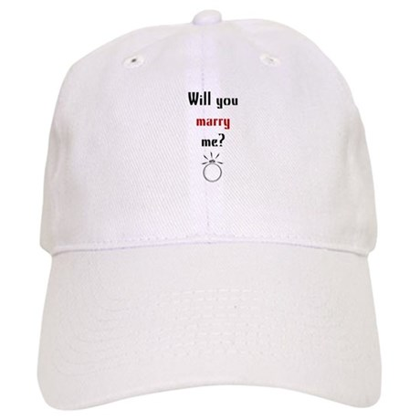 Will You Marry Me? Surprise Cap