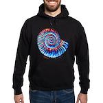 Ammonite Hoodie (dark)