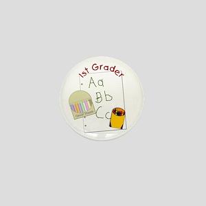 First Grader Mini Button