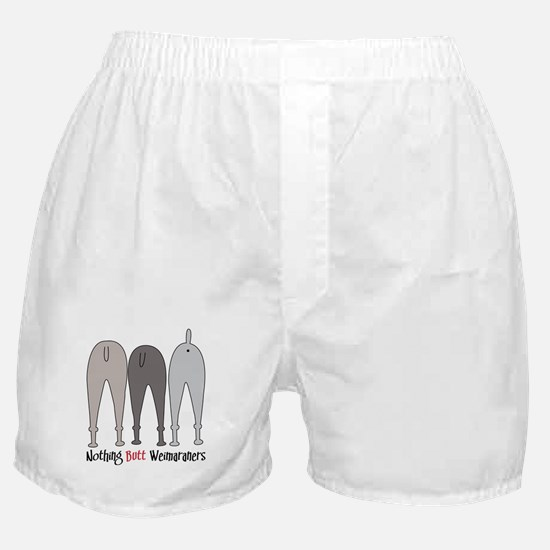 Weimaraner Gifts, Clothes and Boxer Shorts