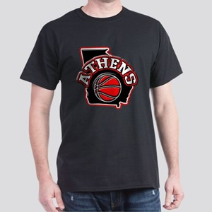 Athens Basketball Dark T-Shirt