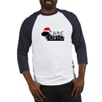 Cane Corso Holiday Baseball Jersey