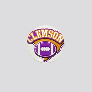 Clemson Football Mini Button