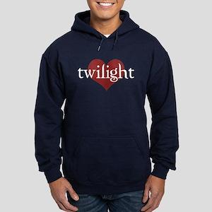 Twilight Love (RED) Hoodie (dark)