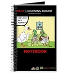 Back to the Drawing board notebook