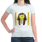 """Egyptian """"Have a Nice Day"""" Jr. Ringer T-Shirt"""