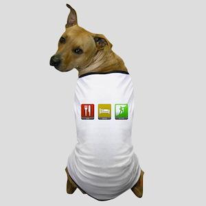 Eat, Sleep, Climb Dog T-Shirt