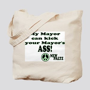 My Mayor Can... Tote Bag